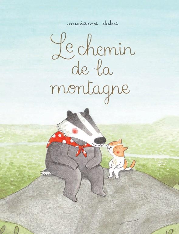 MARIANNE LE CHEMIN DE LA MONTAGNE COVER JPEG RESIZED