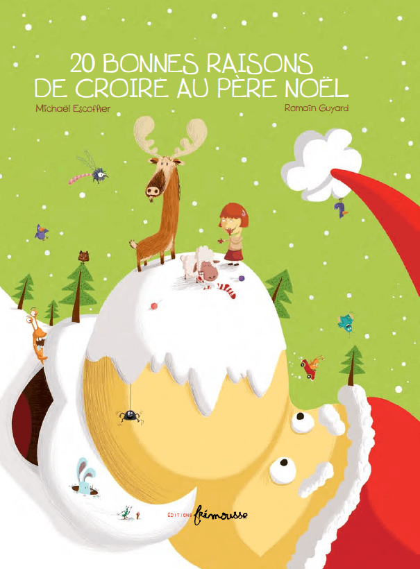 20 raisons pere noel cover resized