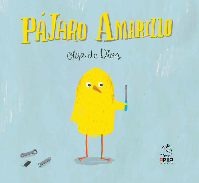 APILA PAJARO AMARILLO COVER JPEG RESIZED