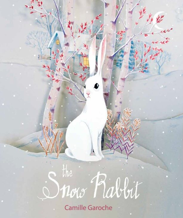 ENCHANTED LION SNOW RABBIT COVER JPEG resized