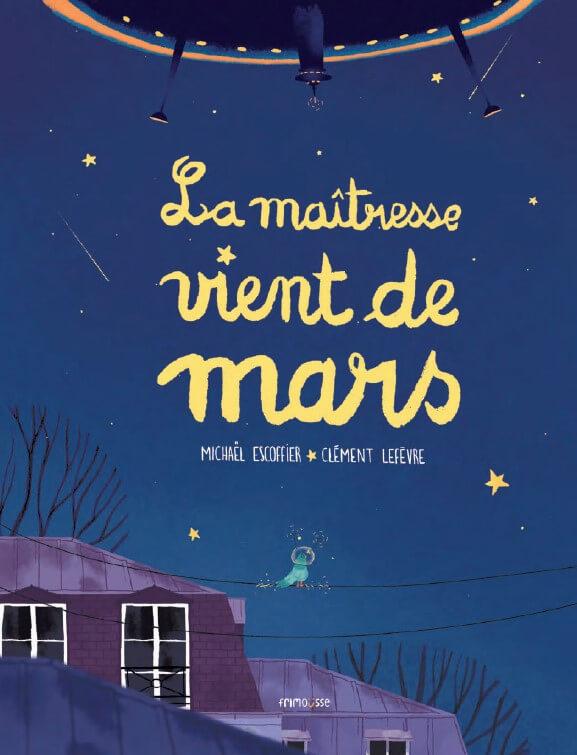 FRIMOUSSE LA MAITRESSE VIENT DE MARS COVER JPEG resized