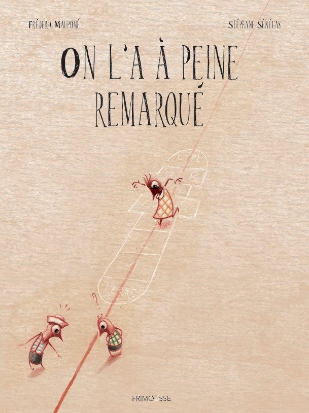 FRIMOUSSE ON L'A A PEINE REMARQUE JPEG COVER