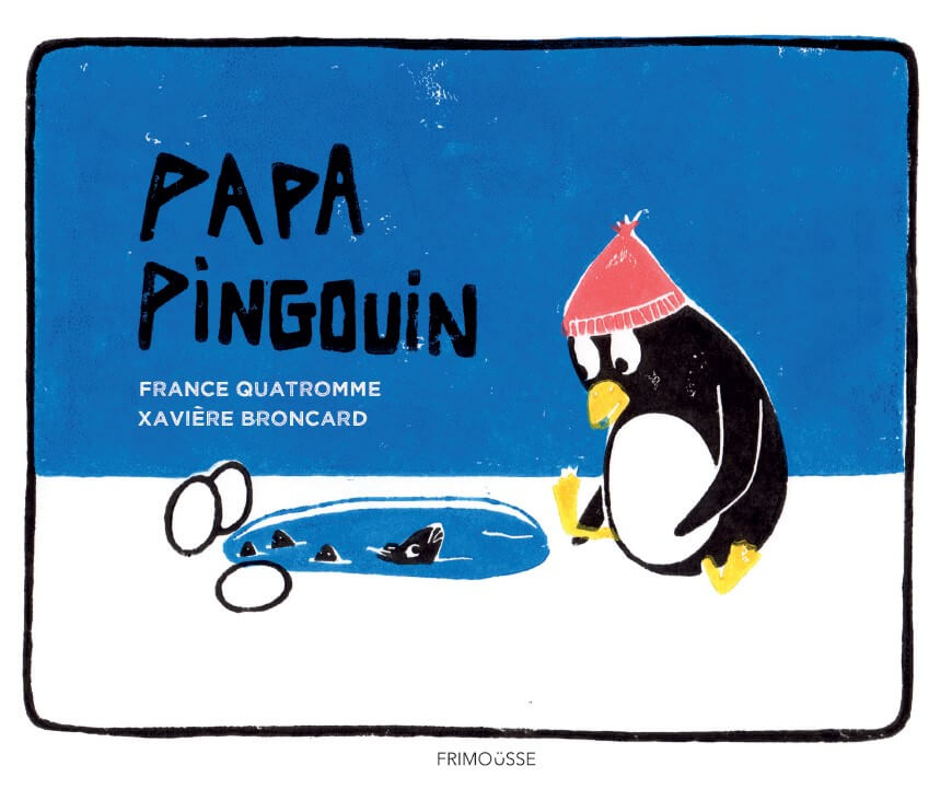 FRIMOUSSE PAPA PENGUIN COVER JPEG resized