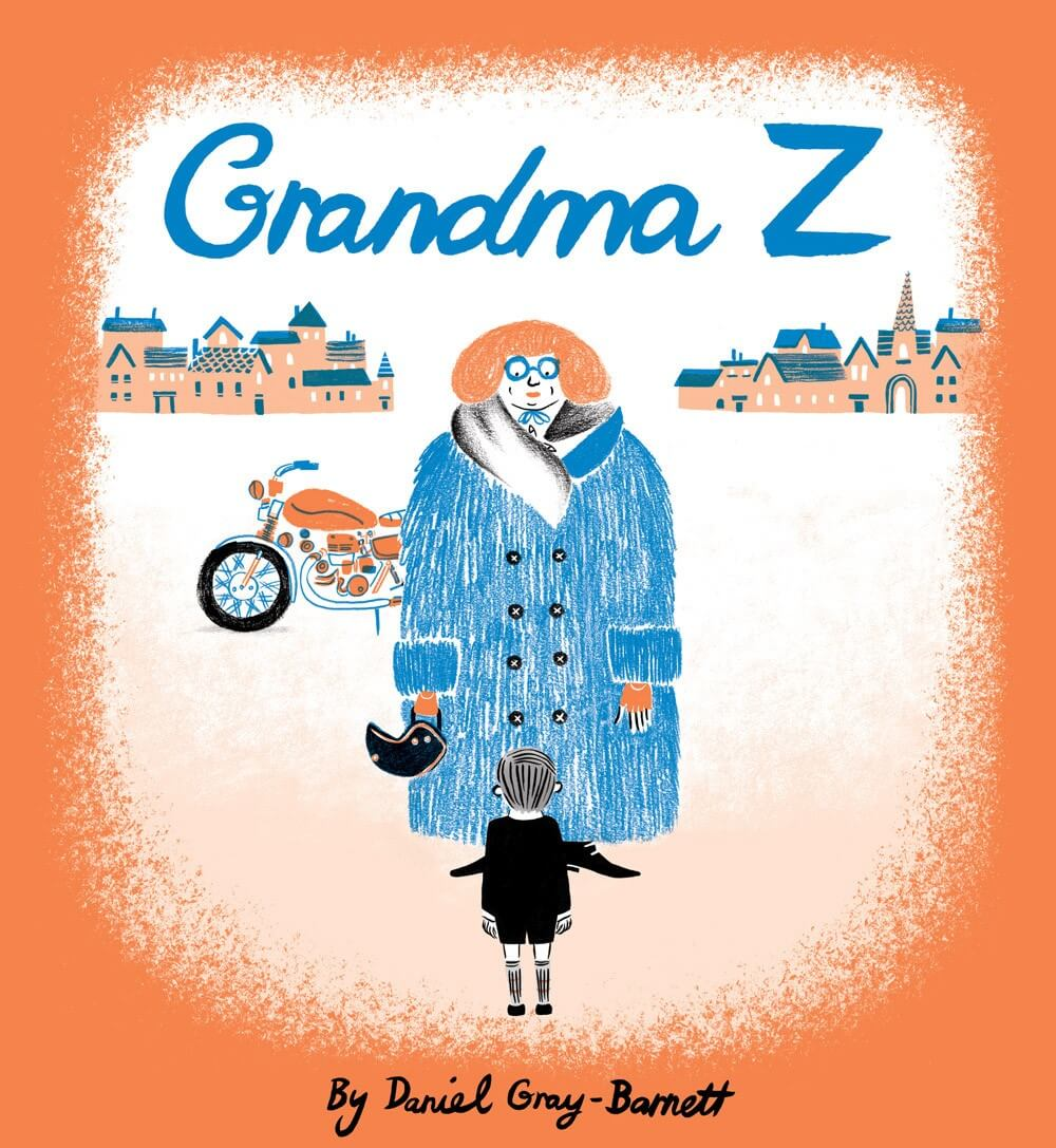 SCRIBBLE GRANDMA Z COVER JPEG resized