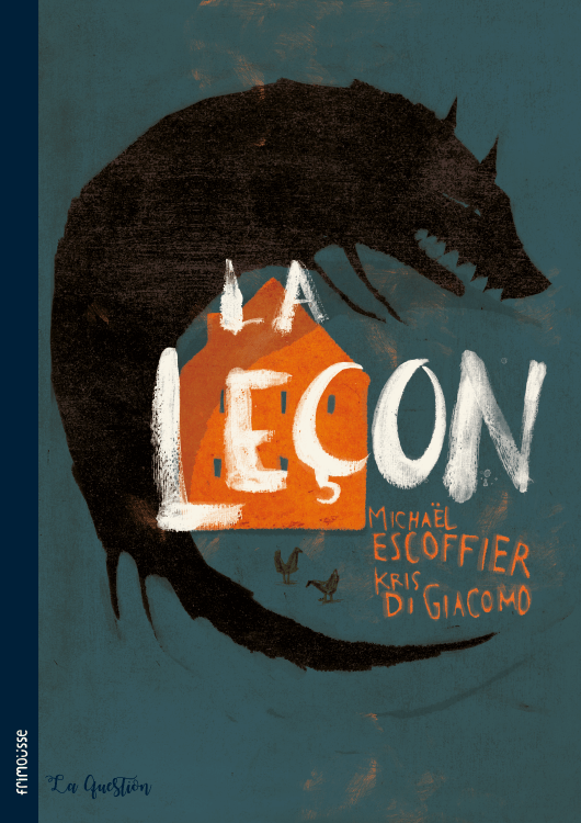 la lecon cover resized