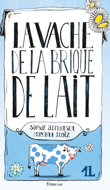 la vache de la brique de lait cover resized
