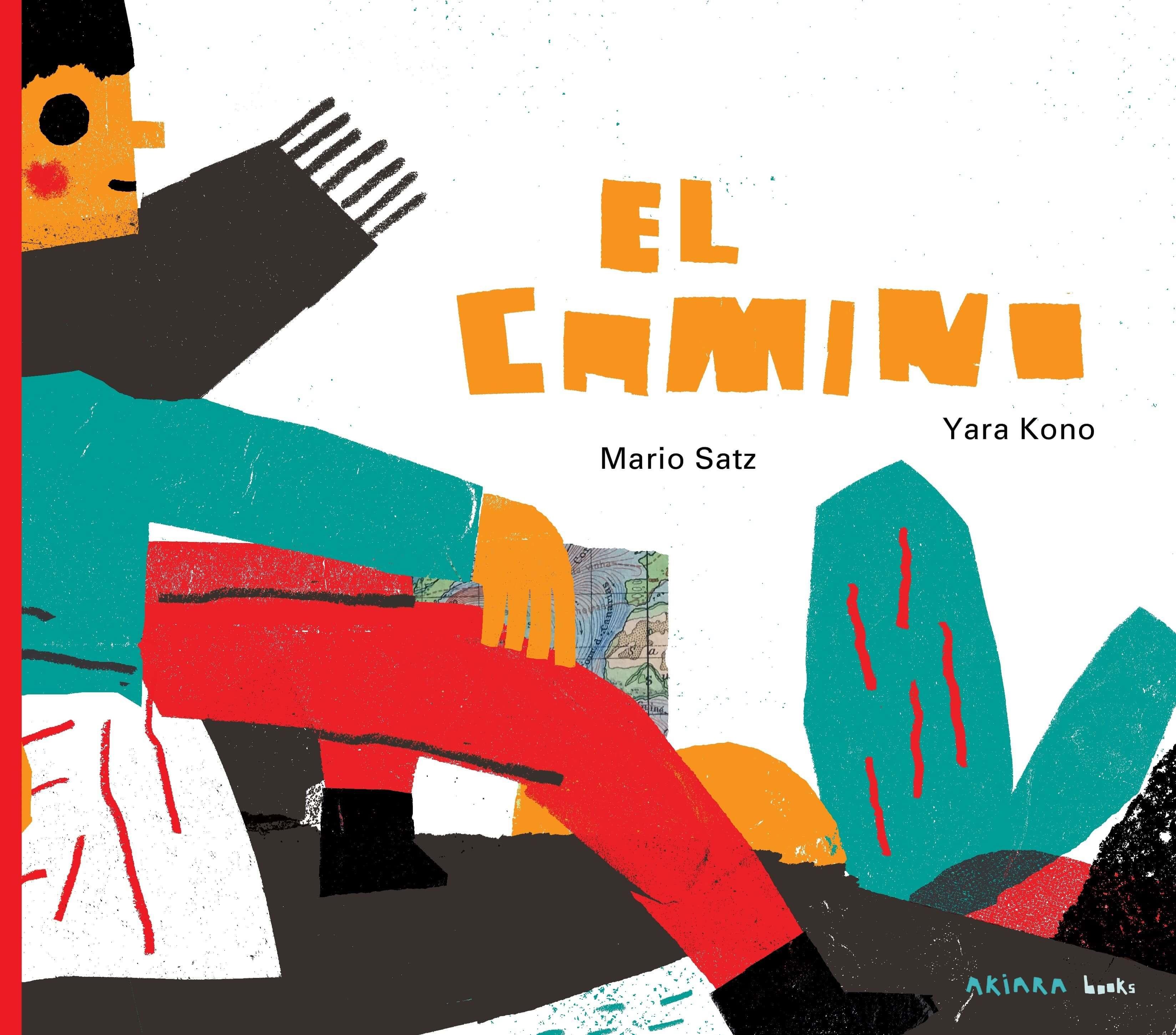 AKIARA EL CAMINO COVER