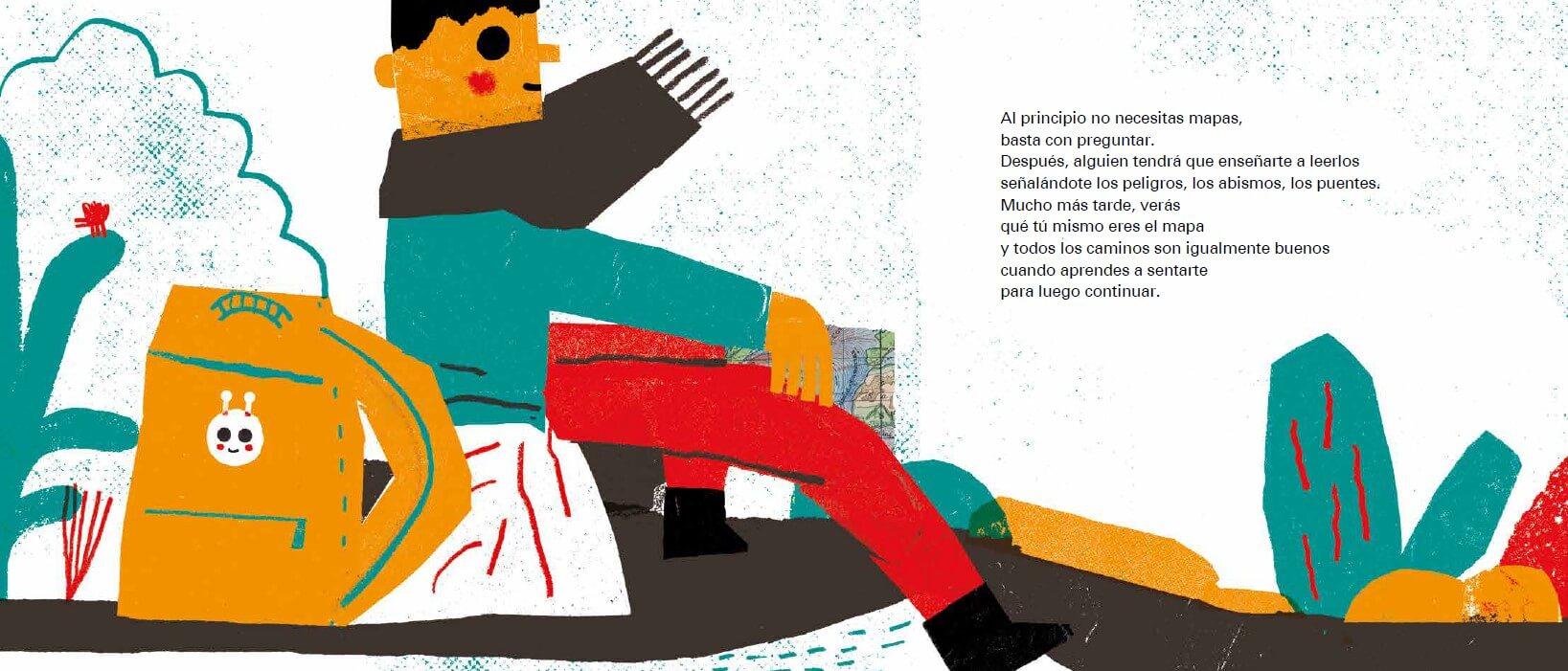 AKIARA EL CAMINO SPREAD 3