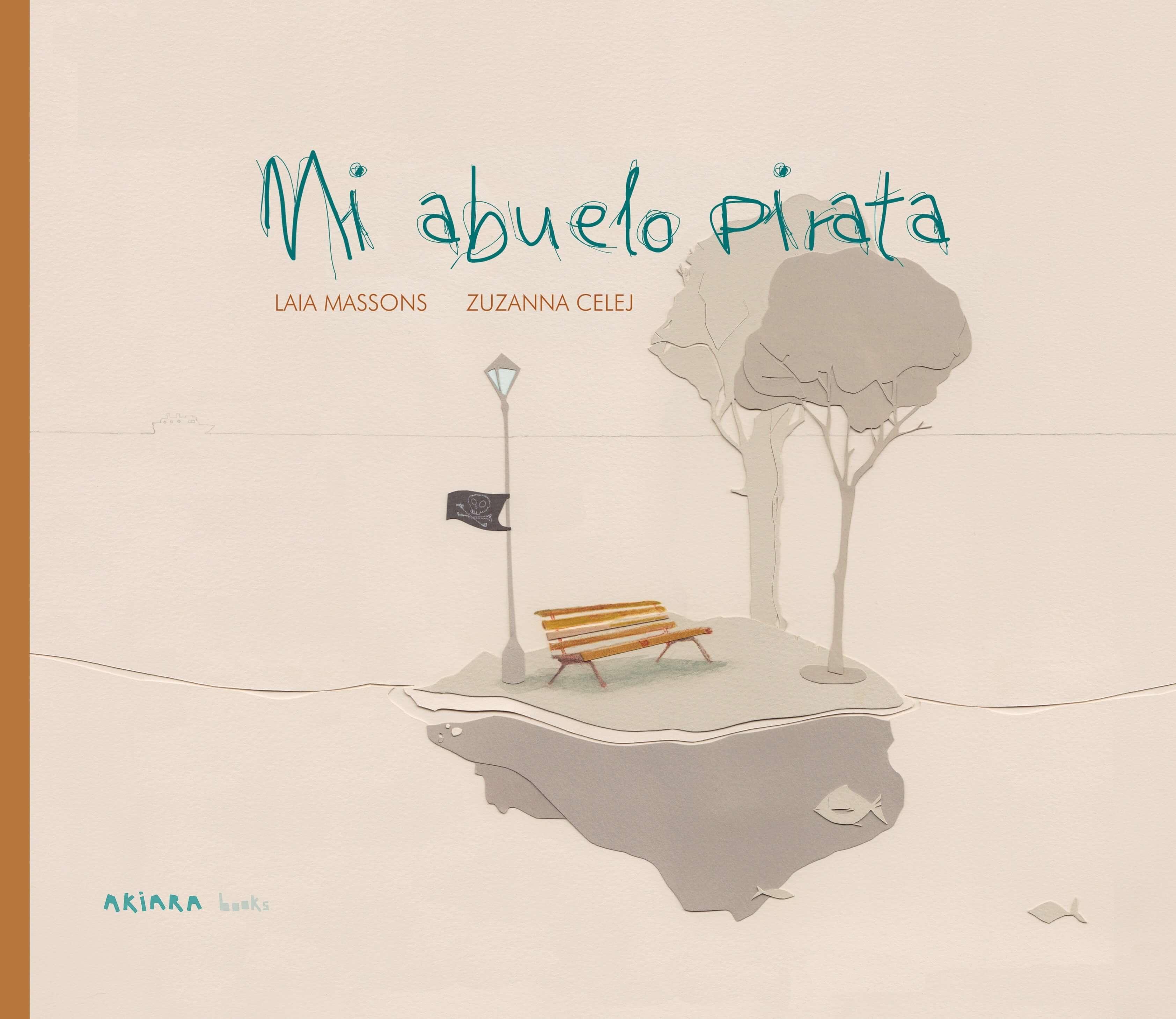 AKIARA MI ABUELA COVER