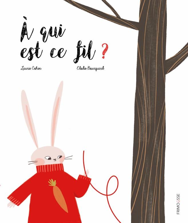 FRIMOUSSE A QUI EST CE FIL COVER