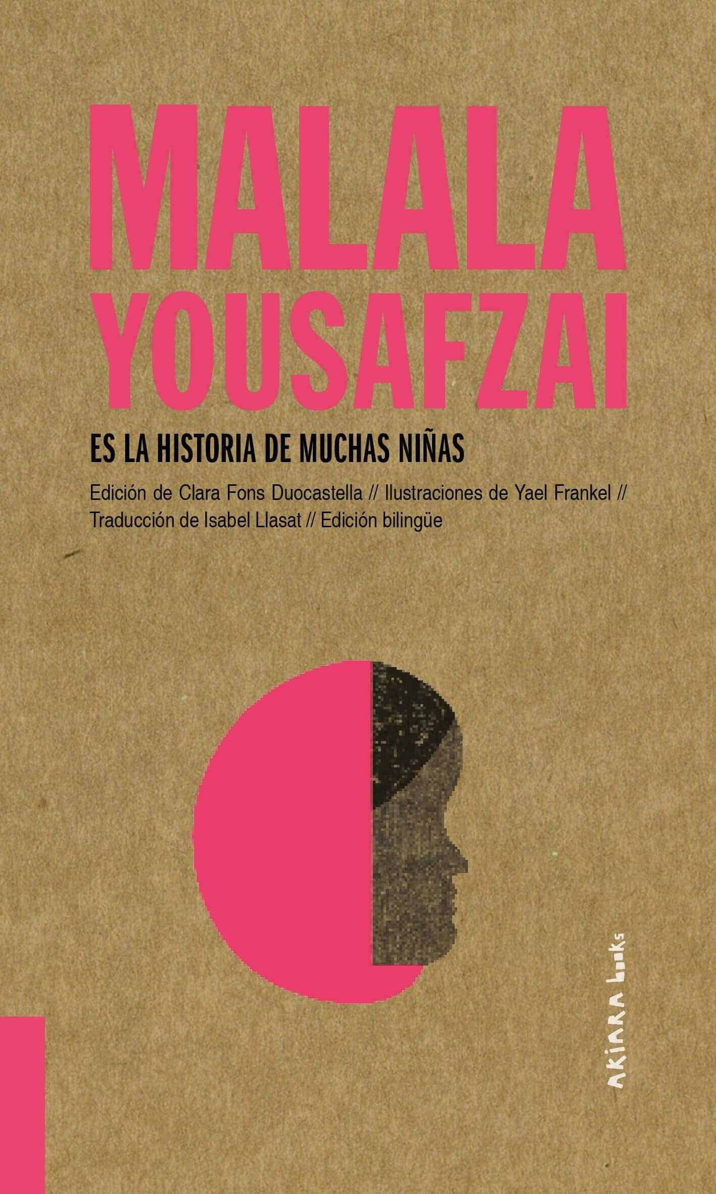 AKIPARLA Malala final cover spanish