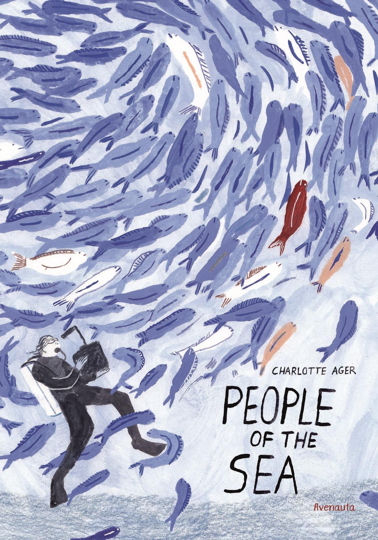 AVENAUTA PEOPLE OF THE SEA cover
