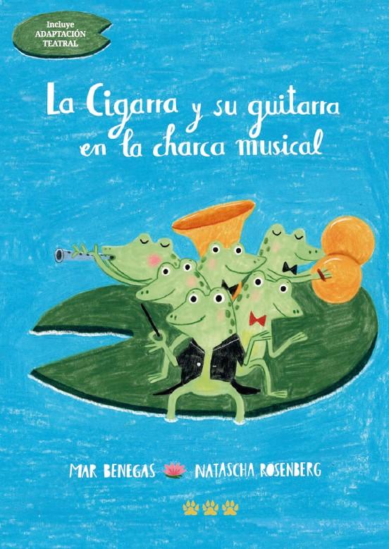 TTT LA CHARCA MUSCIAL COVER