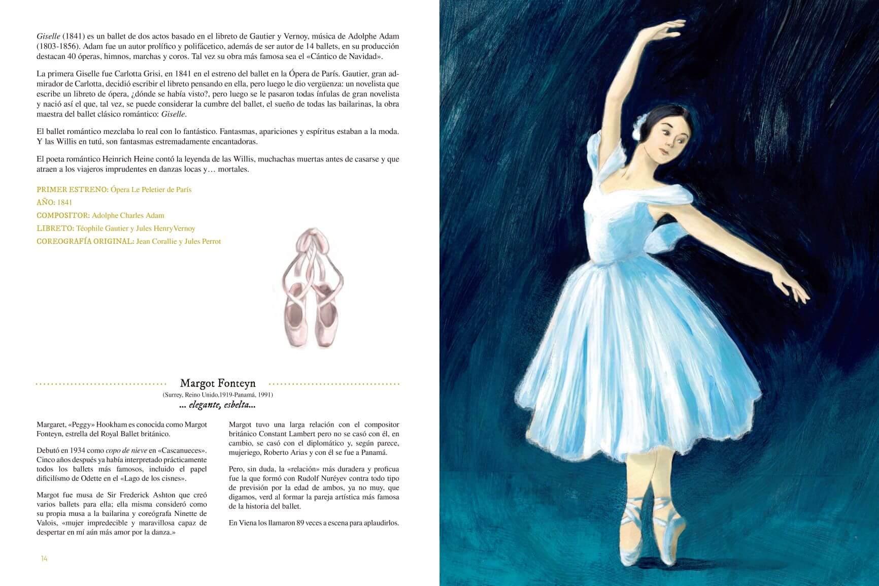 ballet spread 2