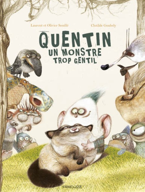 quentin cover