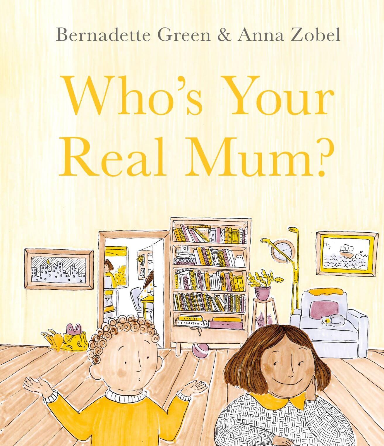 real mum cover final