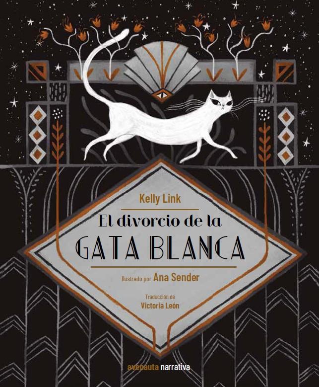 AVENAUTA EL DIVORCIO DE LA GATA BLANCA COVER