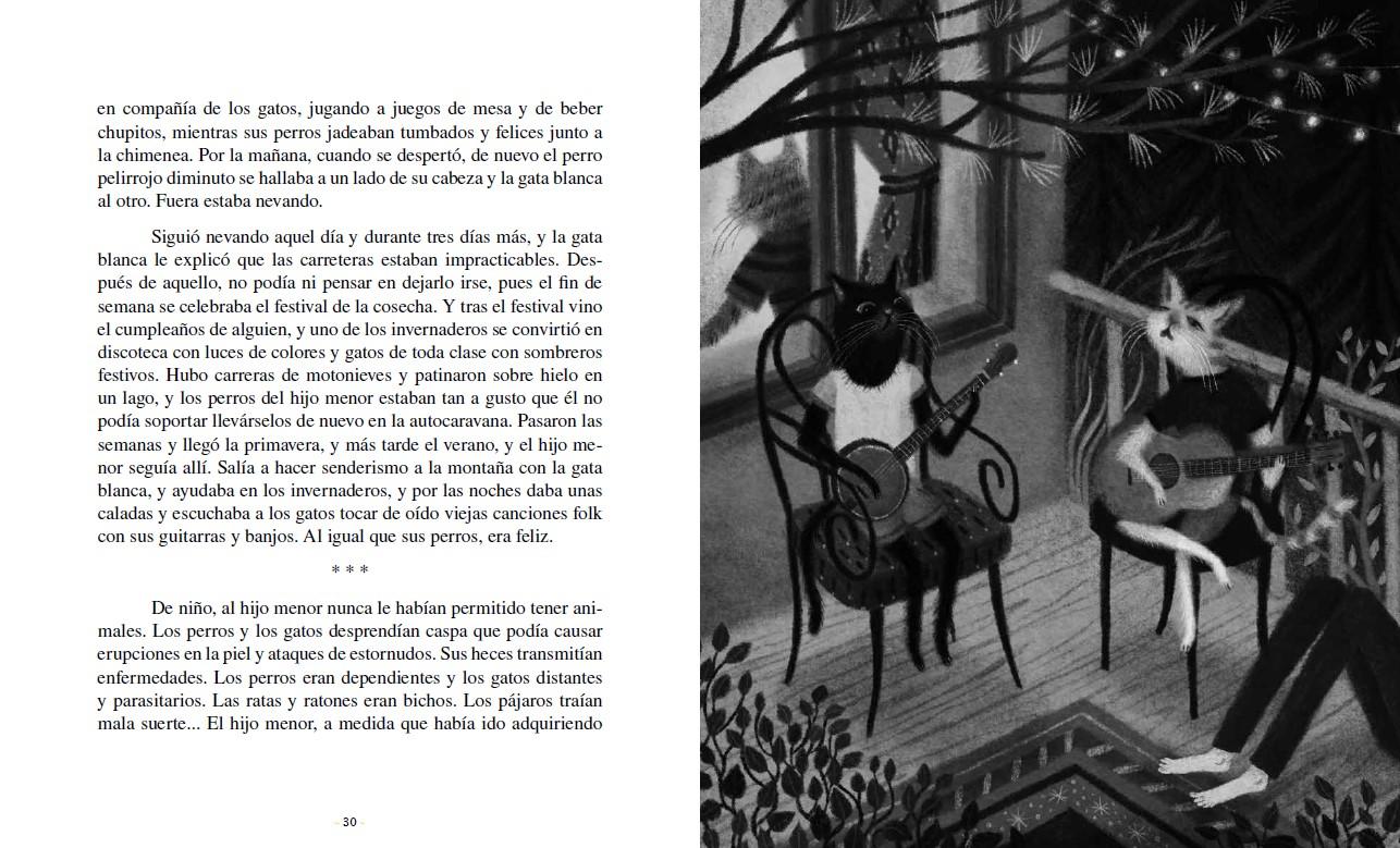 AVENAUTA EL DIVORCIO DE LA GATA BLANCA SPREAD 3
