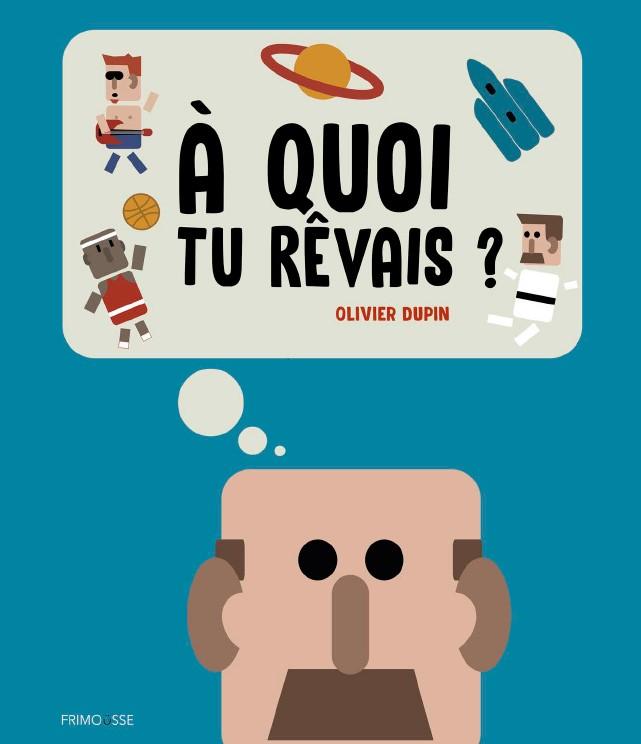 FRIMOUSSE A QUOI TU REVAIS COVER