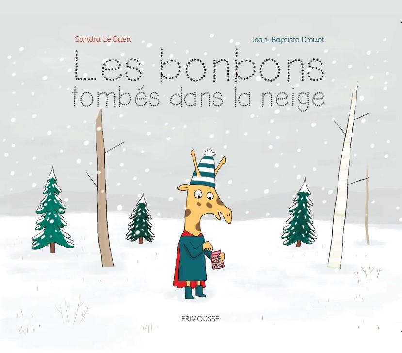 FRIMOUSSE BONBONS TOMBES DANS LA NEIGE COVER