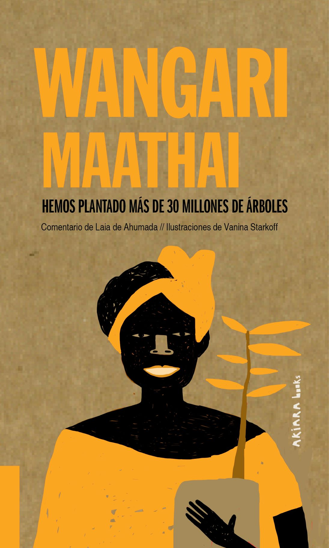 Wangari Maathai akiparla final cover sept. 2020