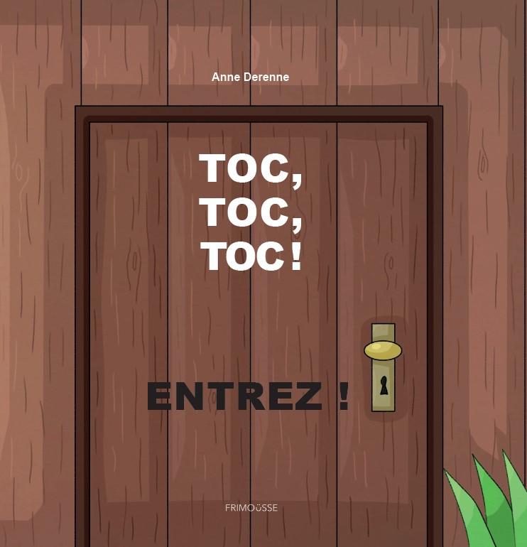 frimousse TOC TOC ENTREZ COVER