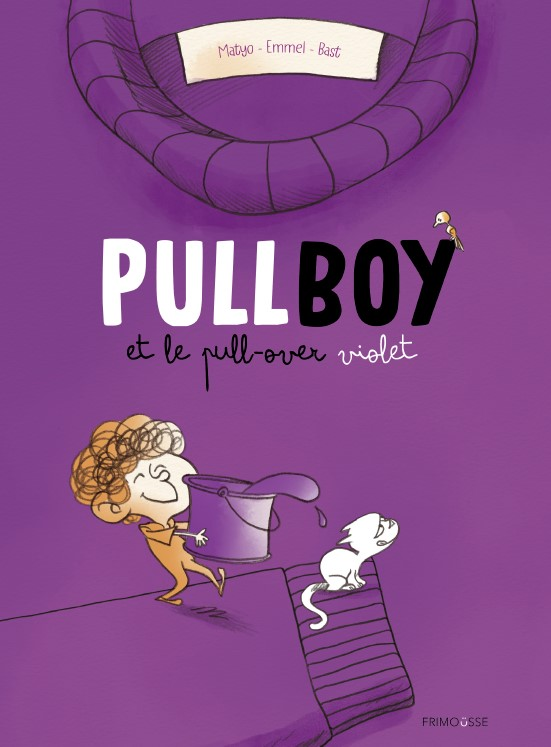 frimousse pullboy 1 cover