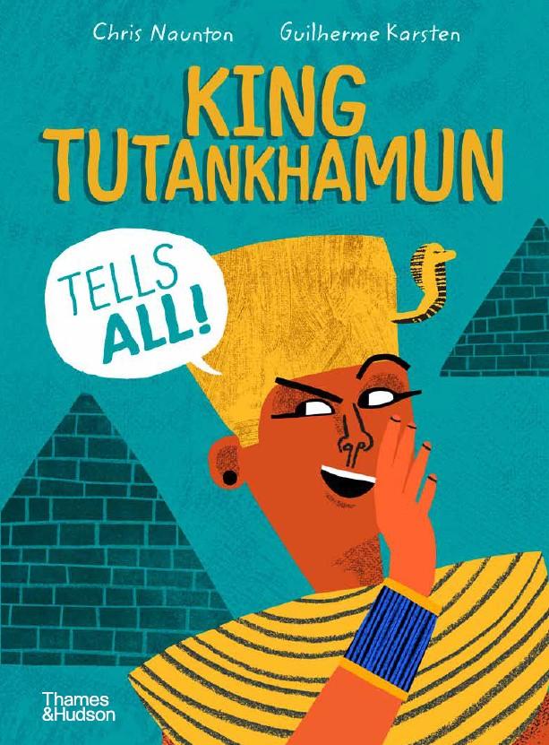 GUILHERME TUTHANKHAMUN COVER