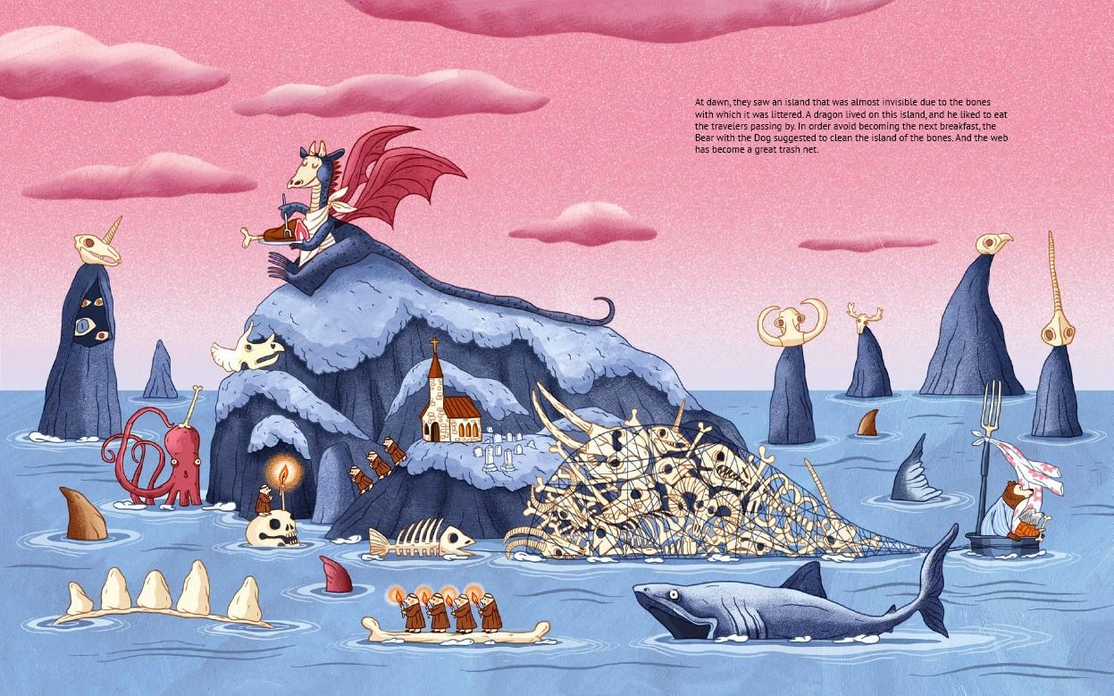KATERINA SEA VOYAGE SPREAD 2