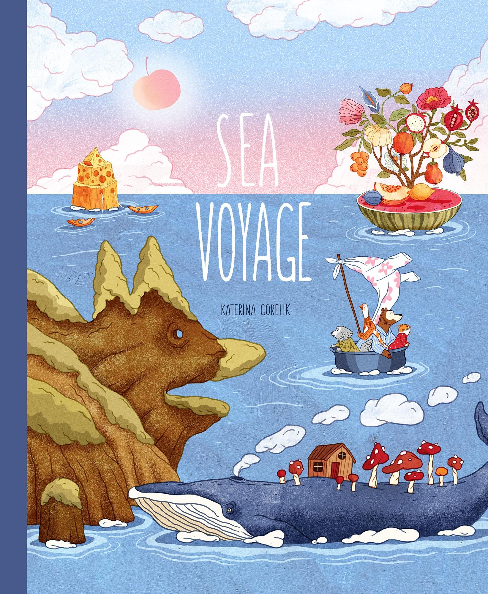 katerina sea voyage cover final
