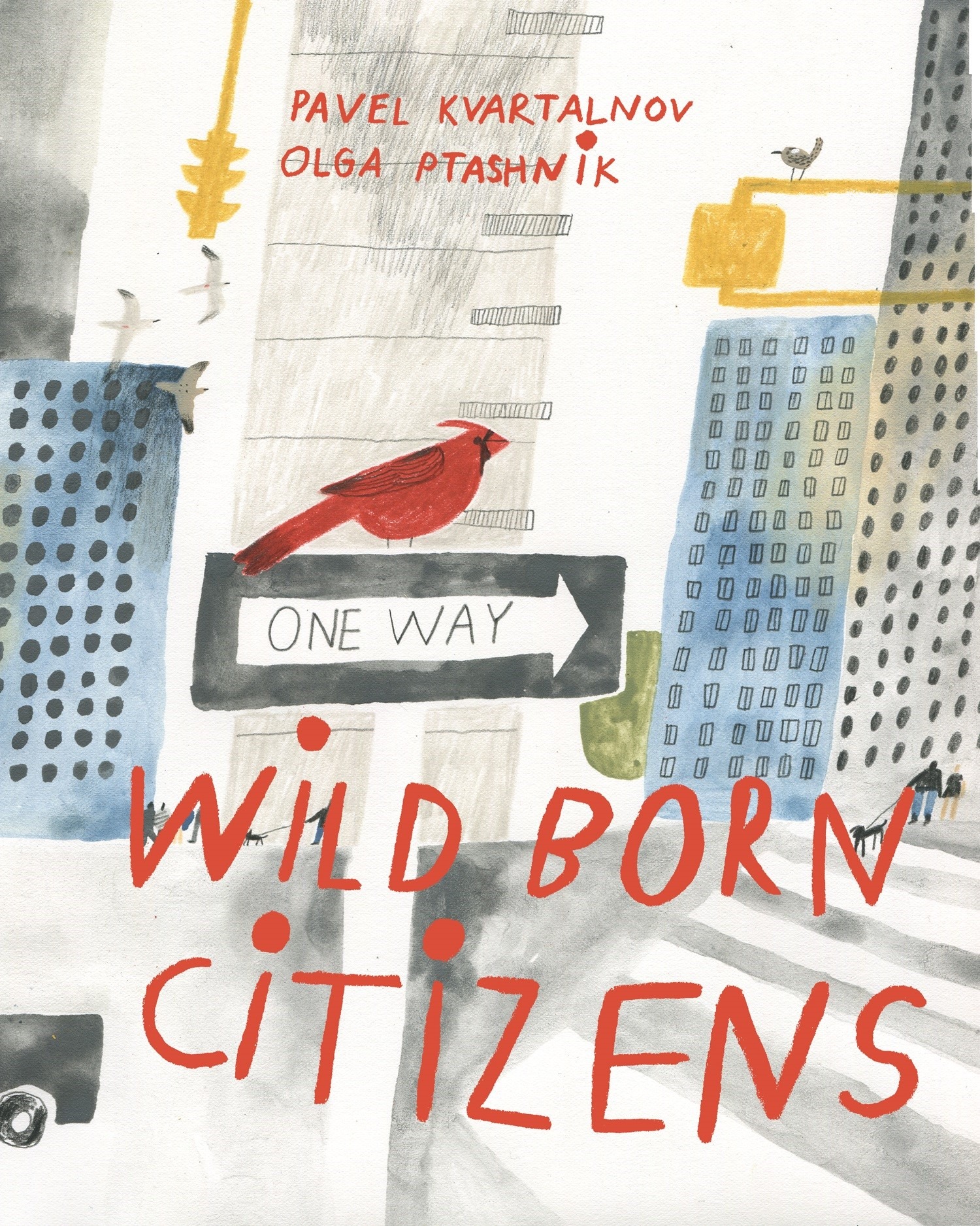 WILD BORN CITIZENS COVER