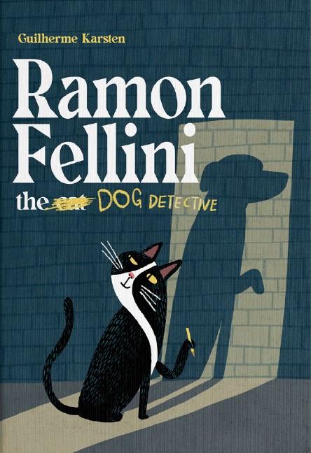 RAMON FELLINI DETECTIVE COVER GUILHERME