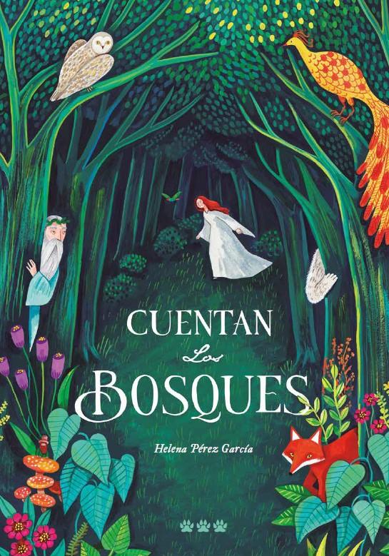 CUENTAN LOS BOSQUES COVER