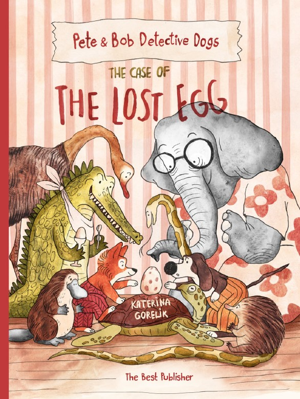 LOST EGG COVER