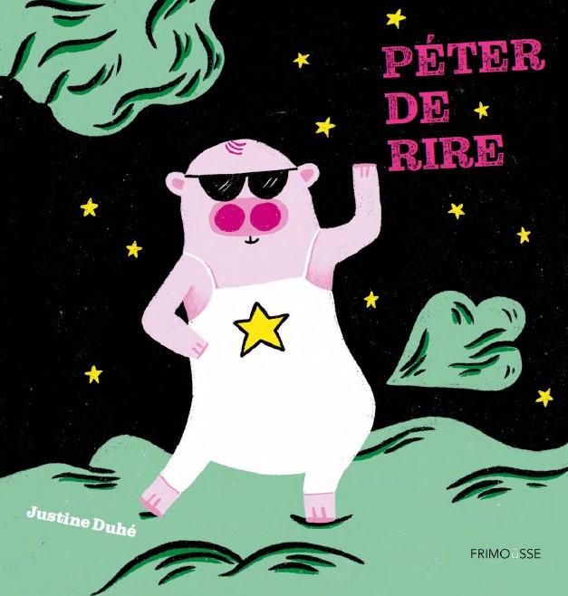 PETER DE RIRE COVER