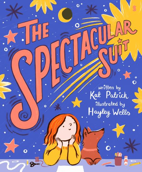 THE SPECTACULAR SUIT COVER