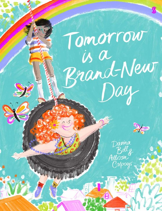 TOMORROW IS A BRAND NEW DAY COVER