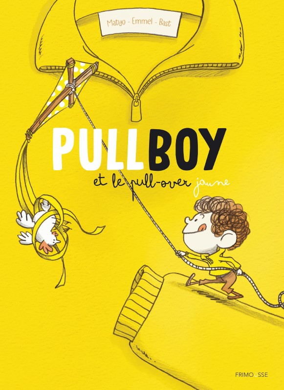 pullboy jaune frimousse cover