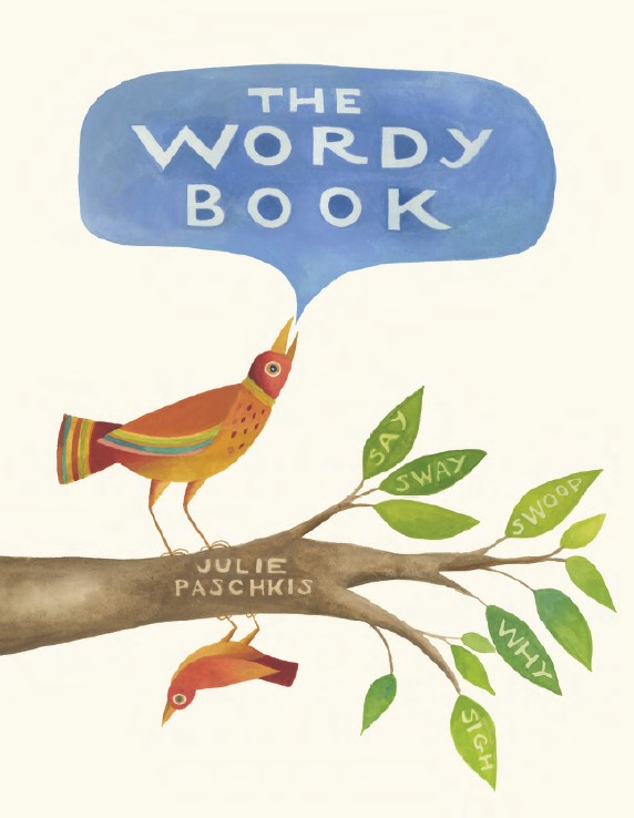 wordy book cover