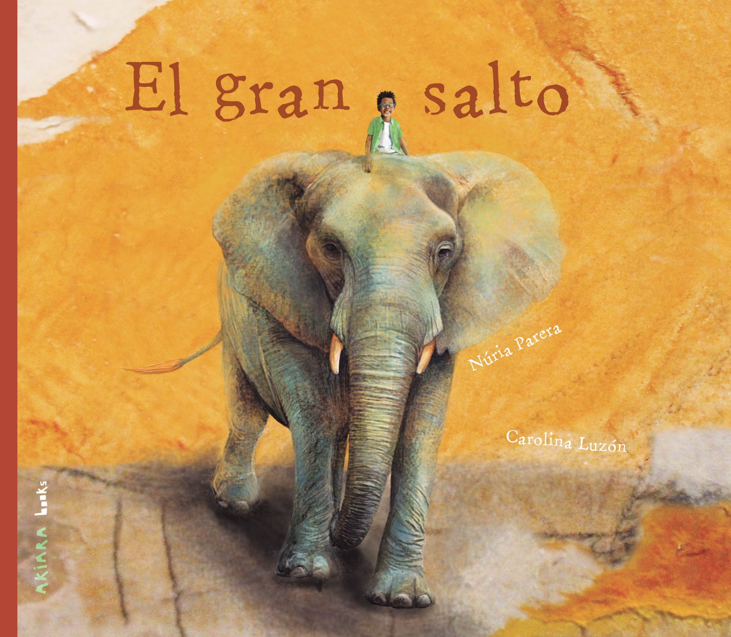 AKIARA EL GRAN SALTO COVER