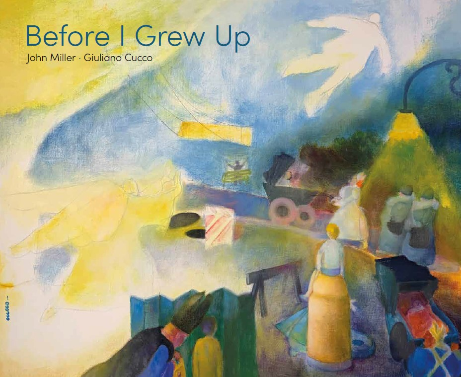 BEFORE I GREW UP COVER