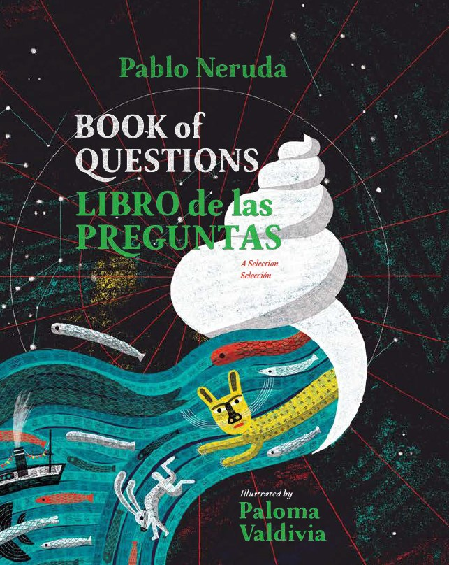 BOOK OF QUESTIONS COVER