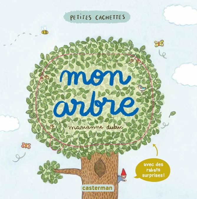 CACHETTES MON ARBRE MARIANNE DUBUC COVER