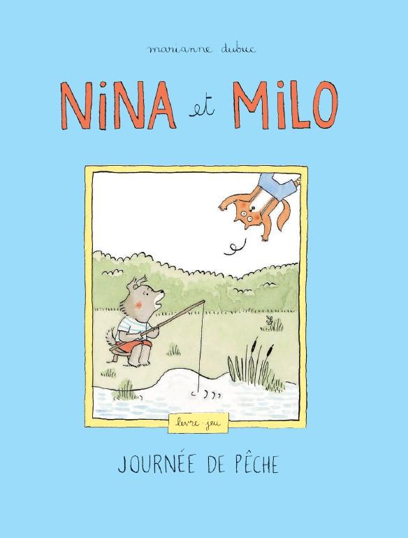 NINA ET MILO COVER