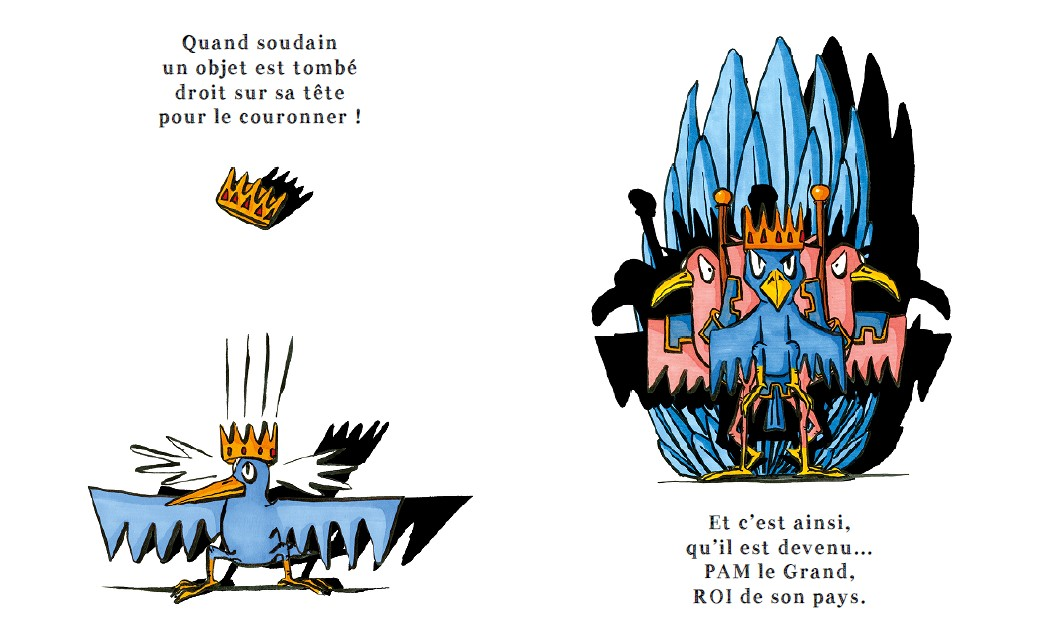 comment le lion ets devenu roi spread 2